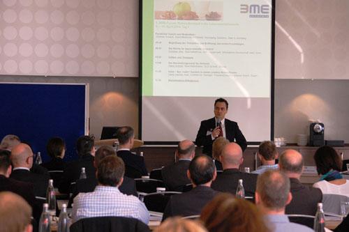 Dimitri Koranis Sprecher bei BME